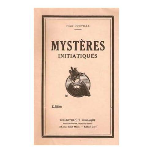 Mystères Initiatiques