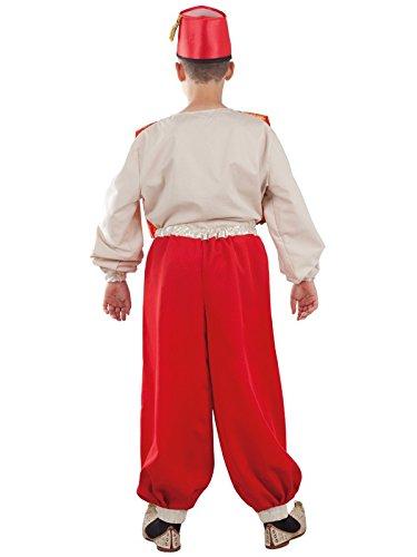 Imagen de disfraz de aladín para niño  único, 11 a 13 años alternativa