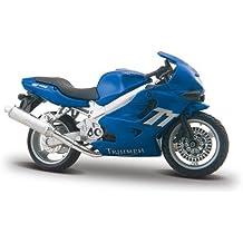 Bburago 1/18 Moto Kit Triumph TT600 by Bburago