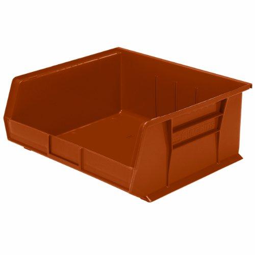 Akro-mils 30250RECYTC - 30250 recyc 15 pollici da 16 pollici da impilamento di plastica da 7 pollici appeso bin akro, terra cotta, 6 e minuscole - Plastica Terra Cotta
