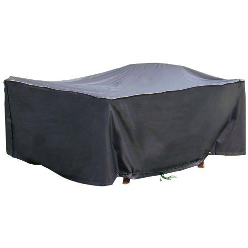 Premium Schutzhülle für Stzgruppe 200x160x70 cm - Oxford 420 D Gewebe wasserdicht 18069