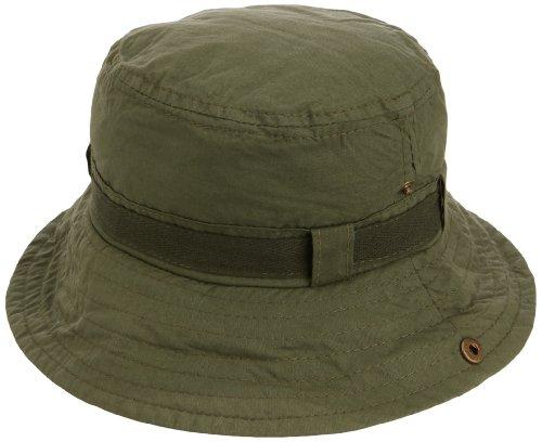 Pumpkin Patch - Bonnet Garçon - Monkey Business Park Ranger Vert (Olive)