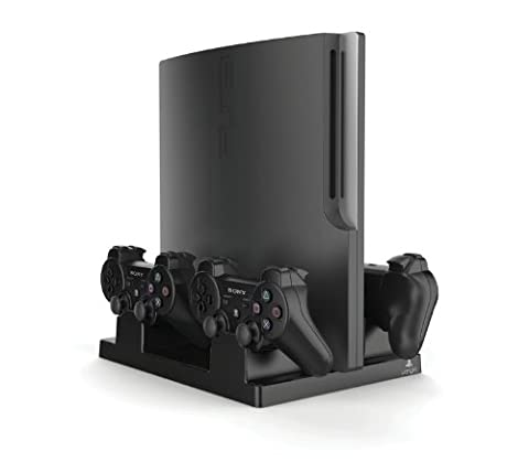Venom Vertical Charging Stand (Vertical Stand + Charger) - [PS3] (Zubehör Ps3)