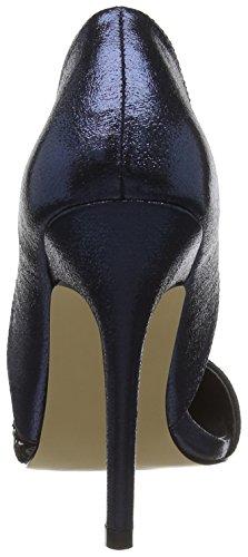 Miss KGAndi 2 - Scarpe con Tacco Donna Nero (Black (Blk/Blue))