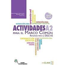 Actividades para el MCER A2 + audio (Nueva edición) (El Marco)