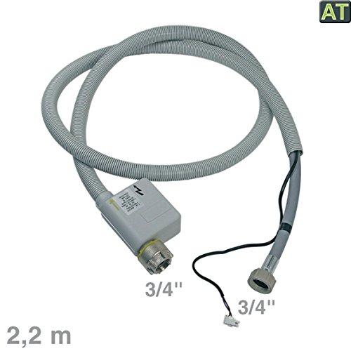 VIOKS Aquastop 2,2 m Schlauch Zulaufschlauch Sicherheitschlauch Spülmaschine Geschrirrspüler wie Miele 4622714