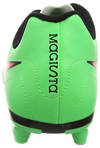 Nike - Magista Ola Fg, Scarpe da Calcio Uomo Green (Psn Green/Ttl Orng/Flsh Lm/Blk 380)