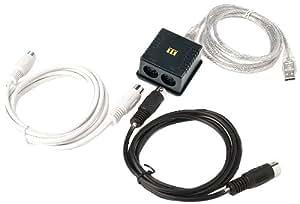 Miditech interface MIDI thru MIDIFace II