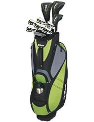 Wilson Ensemble Complet pour Débutant, clubs de golf, Profile VF