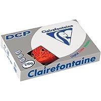 Clairefontaine 1855 Ramette de 125 feuilles DCP A4 210 g/m² (Blanc)