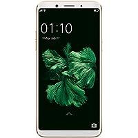 Nuevo Desbloqueado Oppo F5(dorado, Full Protector de pantalla) 20MP Front Facing cámara para Android v7.1turrón 4GB RAM Dual SIM 4G + 4G