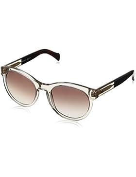 Tommy Hilfiger Damen TH 1291/S FM Rund Sonnenbrille 52 mm