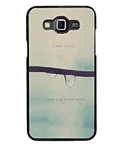 PrintDhaba Quote D-2679 Back Case Cover for SAMSUNG GALAXY GRAND MAX (Multi-Coloured)