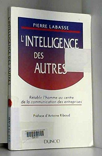 L'intelligence des autres