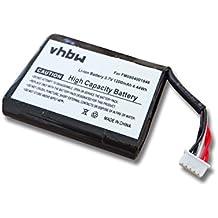 BATERÍA LI-ION 1200mAh compatible con TOMTOM TOM TOM One XL HD Traffic. Sustituye K1, K 1, FM0804001846.