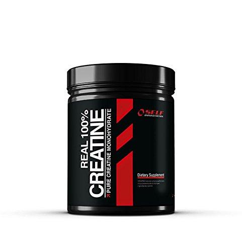 Self omninutririon real 100% creatine monohydrate 500g creatina monoidrata in polvere