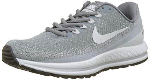 Nike Air Zoom Vomero 13, Scarpe da Corsa Donna, Multicolore (Cool Pure Platinum/Wolf Grey/White 003), 40.5 EU