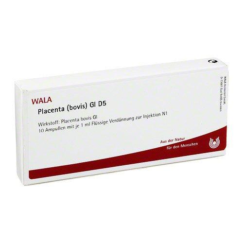 PLACENTA BOVIS GL D 5, 10X1 ml
