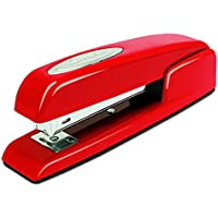 Swingline Stapler, 747, Business, Manual, 25 Sheet Capacity, Desktop, Rio Red (74736)