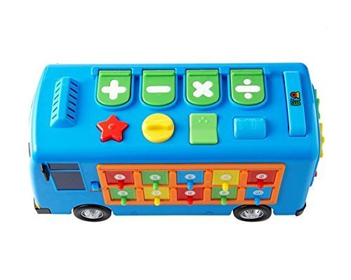 Little Bus Tayo [Smart Little Bus Tayo] Tayo the Little Bus Pop up Surprise Pals Musical Toy - Great Gift Toys for the Little Ones by TAYO (Musical-bus Spielzeug)