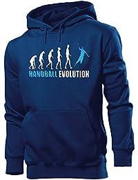 Sport - HANDBALL EVOLUTION Cooler Comedy Homme Sweats à capuche Small - XX-Large
