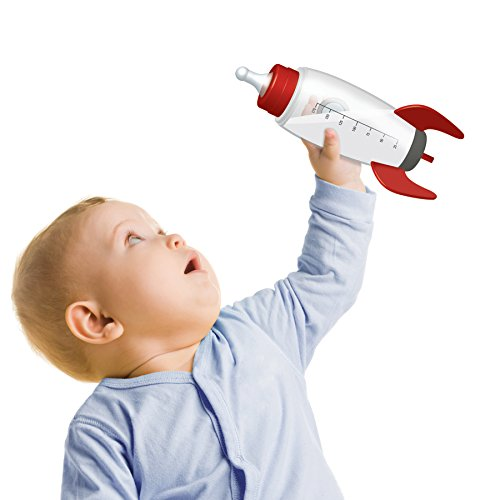 Rocket Baby Bottle - Cadeau Maestro