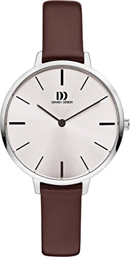 Danish Design Women's Analogue Quartz Watch with Leather Strap DZ120620