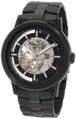 kenneth-cole-auto-kc3981-reloj-analogico-automatico-para-hombre-correa-de-acero-inoxidable-color-neg
