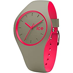 ICE DUO KHAKI PINK Women's watches DUO.KPK.S.S.16