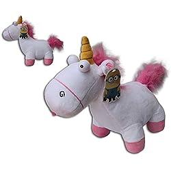 Peluche de Unicornio Agnes (30cm) de la pelicula Gru - Mi Villano Favorito