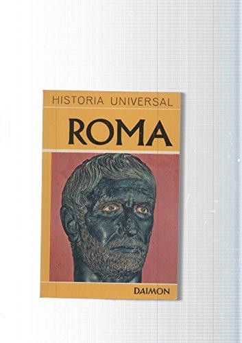 Historia Universal num. 03: Roma