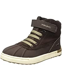 Viking Unisex-Kinder Molde Mid Hohe Sneaker
