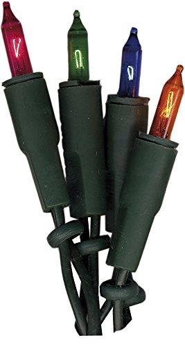 Weihnachts-Lichterkette - Basic Line Indoor - 6,60m - 35x Bunt