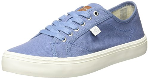 Marc O'Polo 70213923501617 Sneaker, Sneakers basses femme Bleu denim