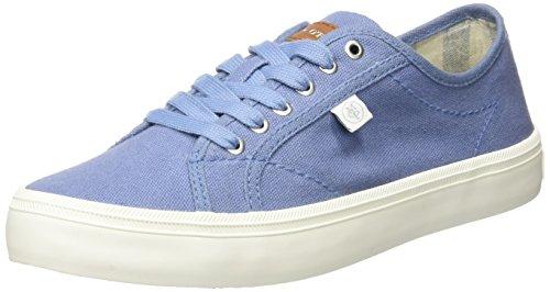 Marc O'Polo Damen 70213923501617 Sneaker Blau (Denim)