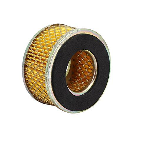 Aexit 74mm x 35mm x 40mm papier pour élément remplacement filtre compresseur air à piston 635X238