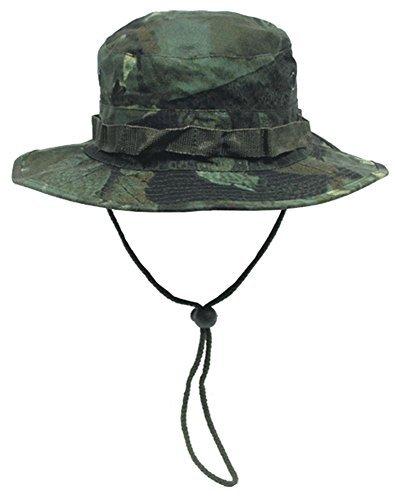 MFH US Jagd Hut Kinnband GI booniestop, Herren, huntergrün (huntergrün), Small