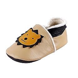 Tongchou Zapatos de Cuero...