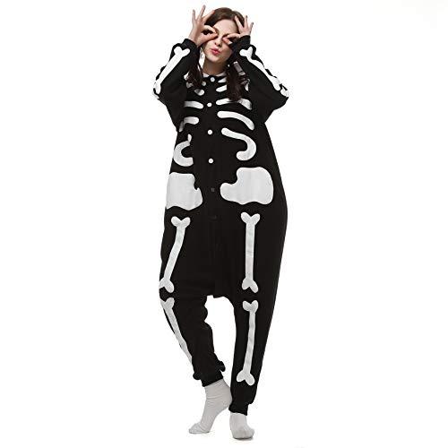 ause Erwachsene Unisex Animal Cosplay Pajamas Anime Schlafanzug Jumpsuits Spielanzug Kostüme ()