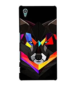EagleHawk Designer 3D Printed Back Cover for Sony Xperia Z5 - D1167 :: Perfect Fit Designer Hard Case