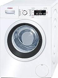 Bosch WAW28500 Serie 8 Waschmaschine Frontlader / A+++ / 152 kWh/Jahr / 1400 UpM / 9 kg / weiß / Fleckenautomatik / EcoSilence Drive