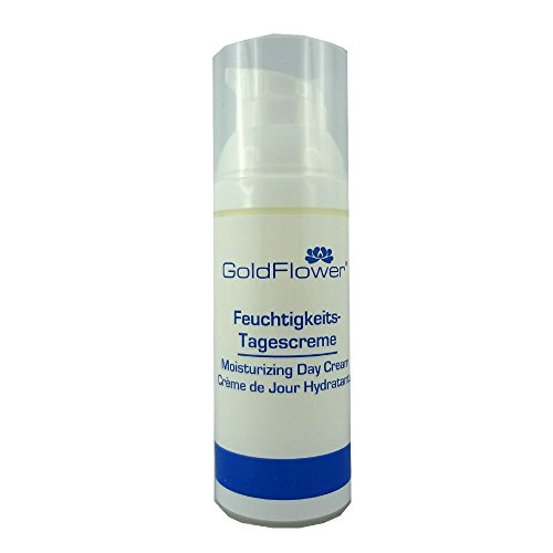 Goldflower Feuchtigkeits-Tagescreme - 50 ml -