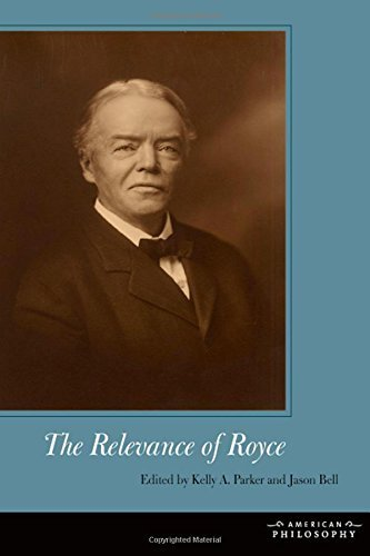 The Relevance of Royce (American Philosophy (FUP)) by Fordham University Press (2014-02-01)