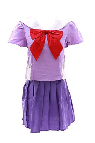 MN-01 Mirai Nikki Yuno Gasai lila Schul-Uniform School Cosplay Kostüm costumeKawaii-Story (Gr. M)
