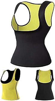 Waist Trainer Cincher Vest for Women Neoprene Slimming Tank Top