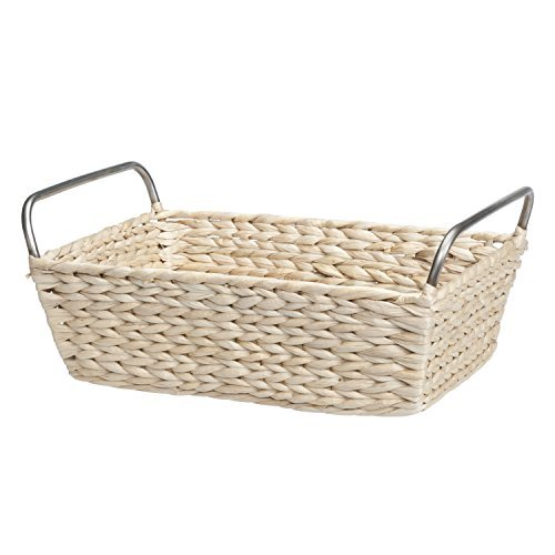 Creative Bath Products Metro Collection Vanity Basket, Natural by Creative Bath -