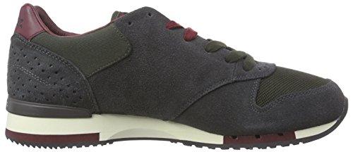 Blauer USA RUNORI/SUE, Sneakers basses homme Gris - Gris (charbon)