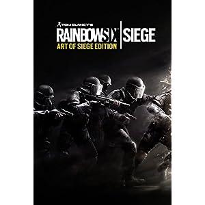 Tom Clancy's Rainbow Six Siege – Art of Siege Edition – [PC]