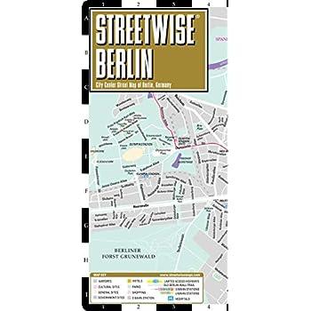 Plan StreetWise Berlin