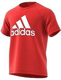 Amazon.es  camisetas adidas - Hombre  Ropa 3b2cc43c7a85b